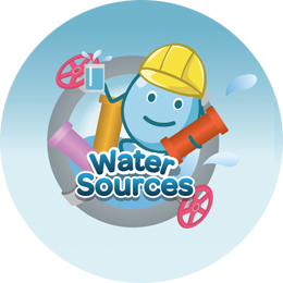 Water sources game