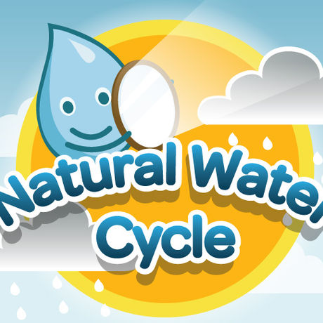 Natural Water Cycle Game South East Water Education